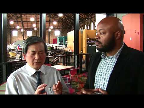 Interview with Barry Yang, the Architect behind Mo's Food Market