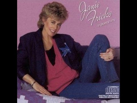 Janie Fricke - It Ain't Easy Bein' Easy (Lyrics on screen)