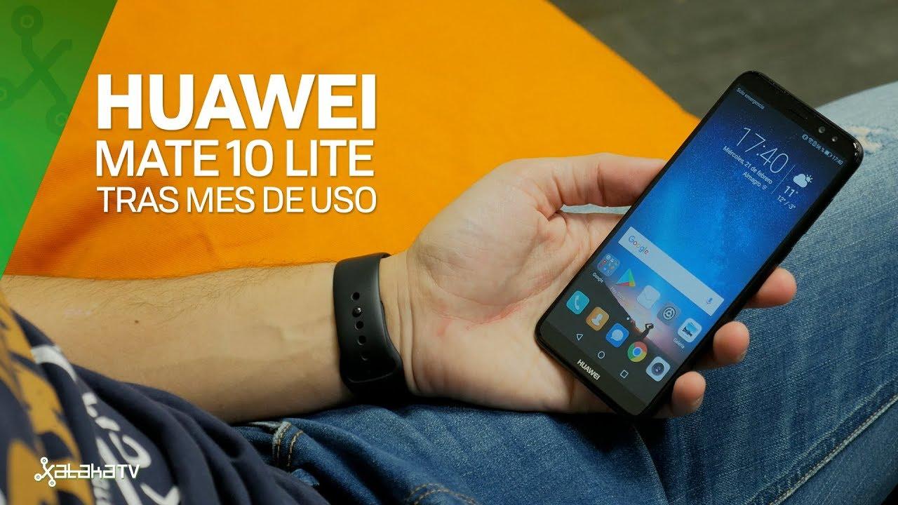 9e65503514f Huawei Mate 10 Lite, análisis y opiniones tras 30 días de uso