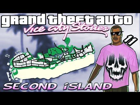 GTA VCS [:11:] Unlocking The Second Island [100% Walkthrough]