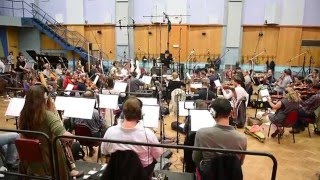 DISSIDIA FINAL FANTASY -Arcade- Recording at Abbey Road  Studio