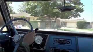 1968 C10 5.3 swap first drive