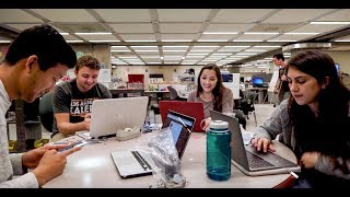 Students use Moffitt Library resources for robotics project thumbnail