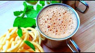 Gambar cover Pudina Tea Recipe | Mint Milk Tea Recipe | how to make Pudina Tea Recipe