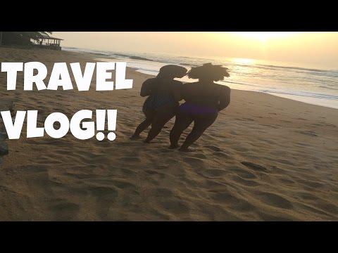 Travel Vlog | Ghana, Portugal, Spain, Morrocco, Italy and Greece!
