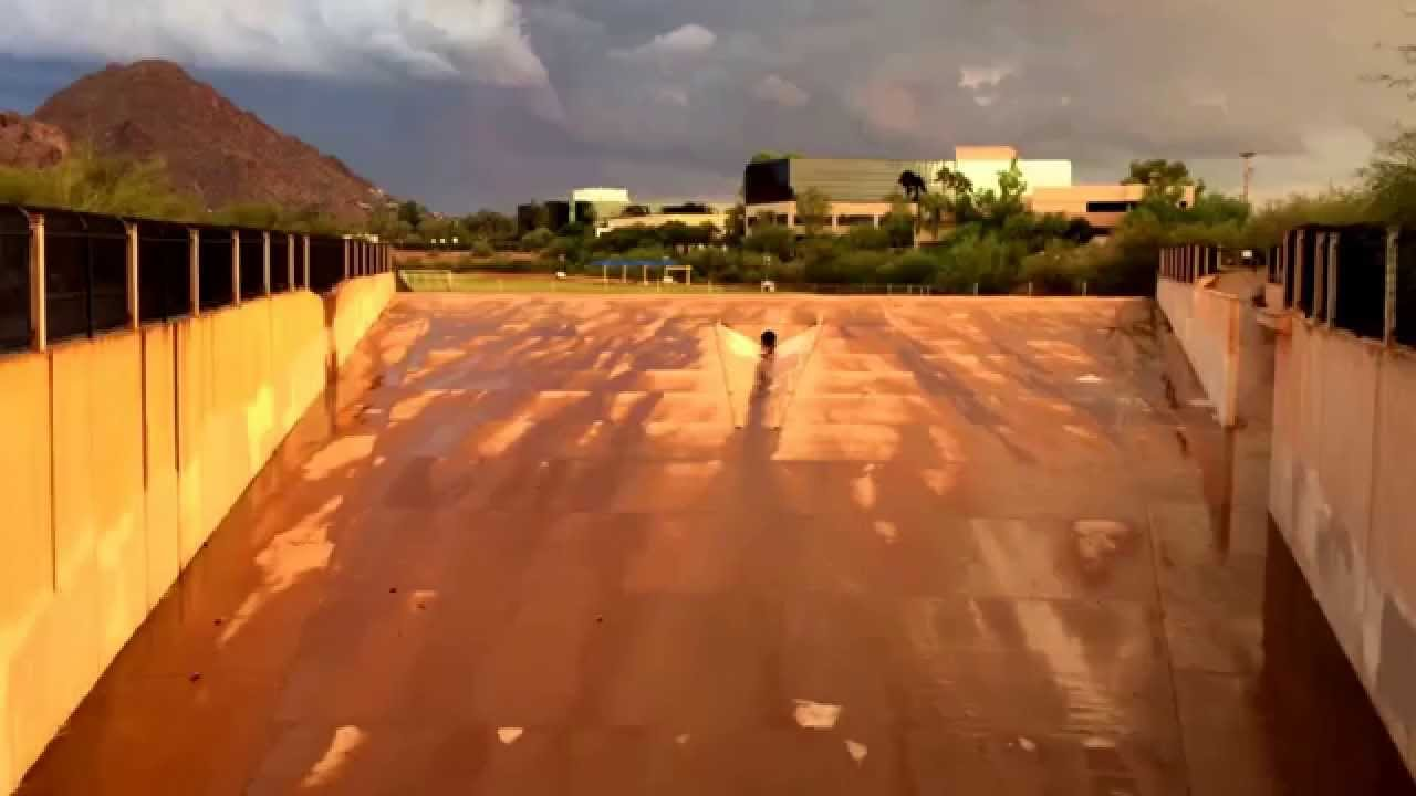 Arizona Home Watch Llc Bats Flying Out Of Flood Control Tunnel By C