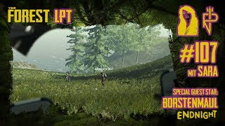 Let's Play Together The Forest #107 Die heilige Sara