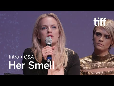 HER SMELL Cast and Crew Q&A | TIFF 2018