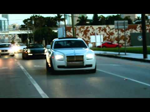 "Lou La Vie Exotic Car Rental Miami - ""Follow the Leader"""