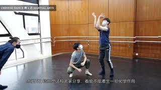 【武蹈家連線】—【舞 X 武劇場《凝》— 實驗創作排練現場直擊 EP.7】