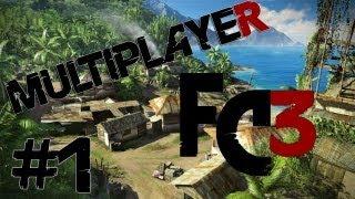 Multiplayer Gameplay Far Cry 3 #1 - Kampfzone im Fischerdorf | Deutsch | HD, 1080p