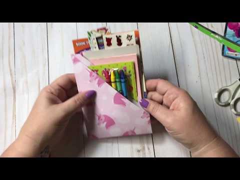 Craft Fair Idea -Kids Activity Packs