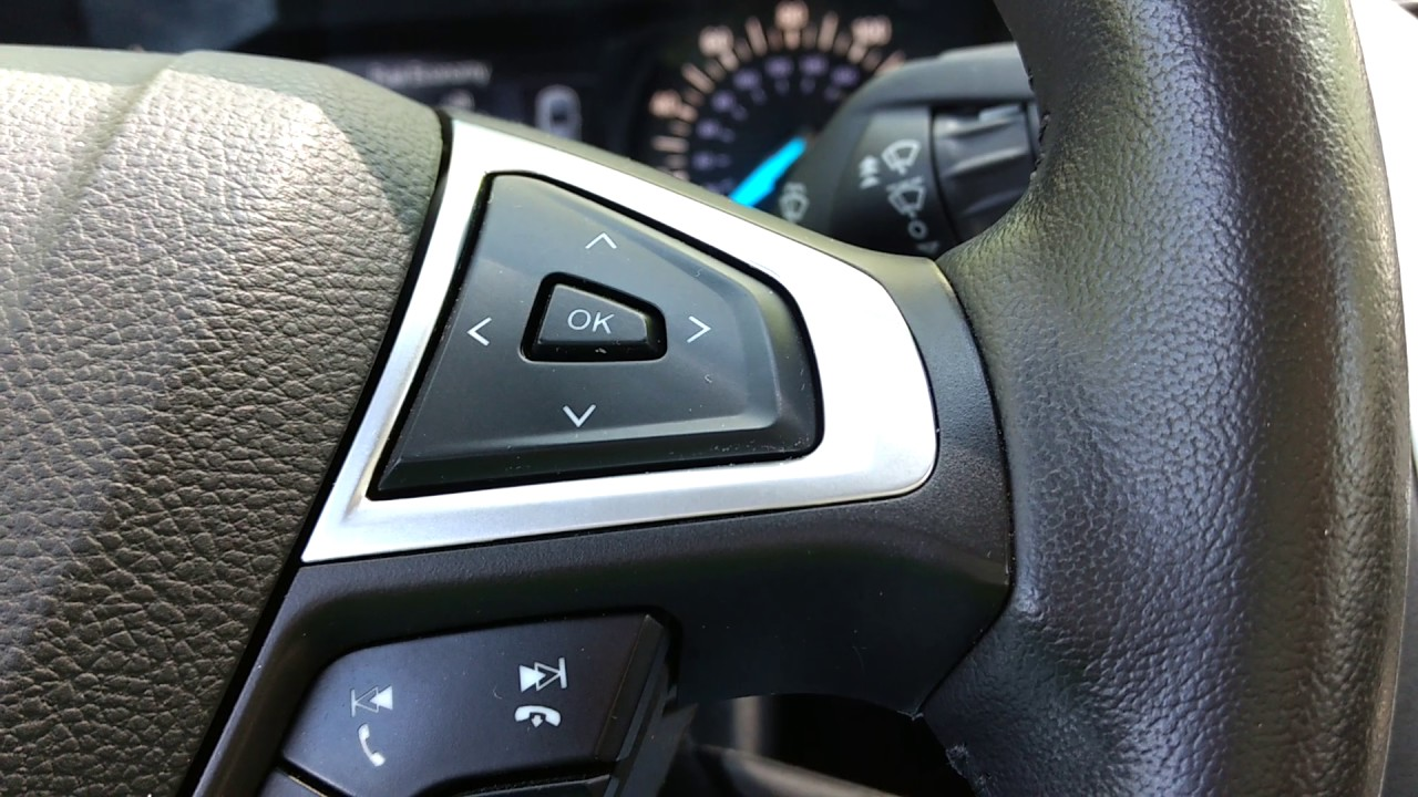 2014 ford fusion dashboard operator controls overview youtube2014 ford fusion dashboard operator controls overview
