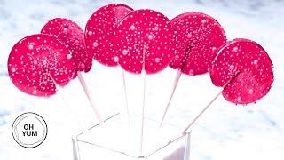 Professional Chef's Simple Lollipop Recipe!