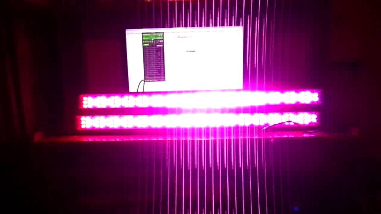 vector iluminacion barras de pixeles