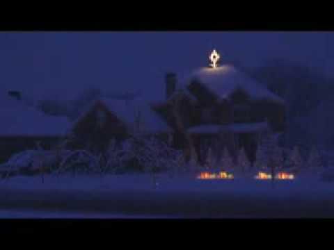 Haus Weihnachtsbeleuchtung.Christmas Lights Krasse Haus Weihnachtsbeleuchtung
