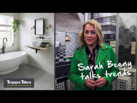 Sarah Beeny Talks Interior Trends (2019)