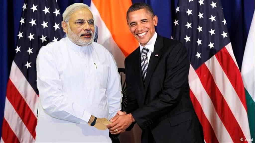 modi and obama meet