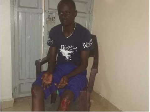 Journalist Barrack Oduor breaks his silence over kidnap plot against him