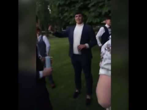 Hilarious Irish lads pre drinks speech