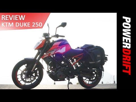 KTM Duke 250 (2017) : The Good and The Bad : PowerDrift