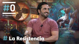 LA RESISTENCIA - Entrevista a David Bustamante | #LaResistencia 15.04.2021