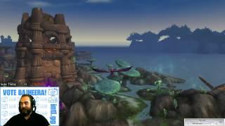 Warlords of Draenor (Beta): Ashran Aerial Exploration - Full Ashran Zone Fly-Over
