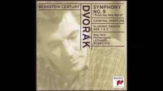 dvorak symphony from the new world 4th movement bernstain