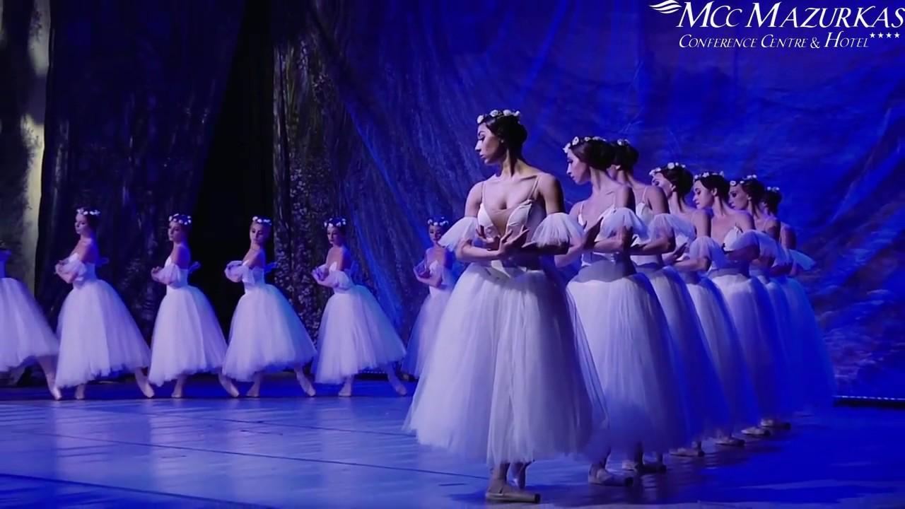 "XXIII Forum Humanum Mazurkas -""Giselle ou Les Willis"" Balet romantyczny w 2 aktach-2 - 5"