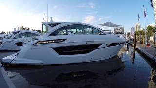 All New!! Cruisers Yachts 50 Cantius