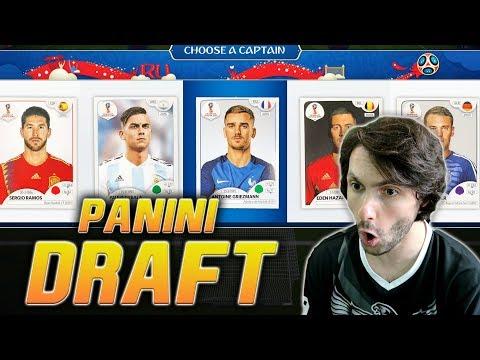 DRAFT SA SLUŽBENIM SLIČICAMA SVJETSKOG PRVENSTVA!! FIFA 18