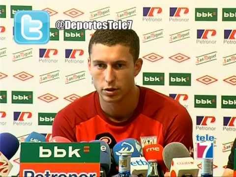 Óscar De Marcos. Objetivos temporada 2012-13
