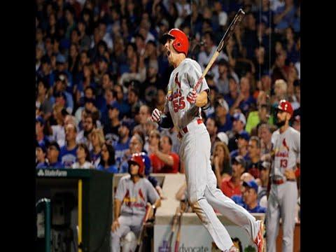 Cardinals 25-Game Home Run Streak