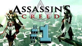Historia Assasins Creed 1 ~ Episodio 1.