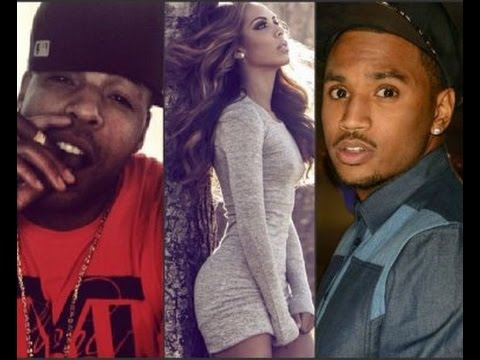 """MONEY TEAM"" RapperEarl Hayes KILLS Actress Wife Stephanie Mosley Over AFFAIR With TREY SONGZ!!"