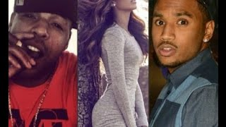 money team rapper earl hayes kills actress wife stephanie mosley over affair with trey songz