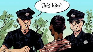 Working While Black - Police need someone to pick on! - First Amendment Education
