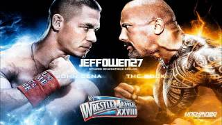 WWE: Official Wrestlemania 28 Theme Song Invincible by Machine Gun Kelly Ft. Ester Dean [HD]