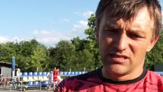 Руслан Мостовий:  Можливо на грі позначалися втома