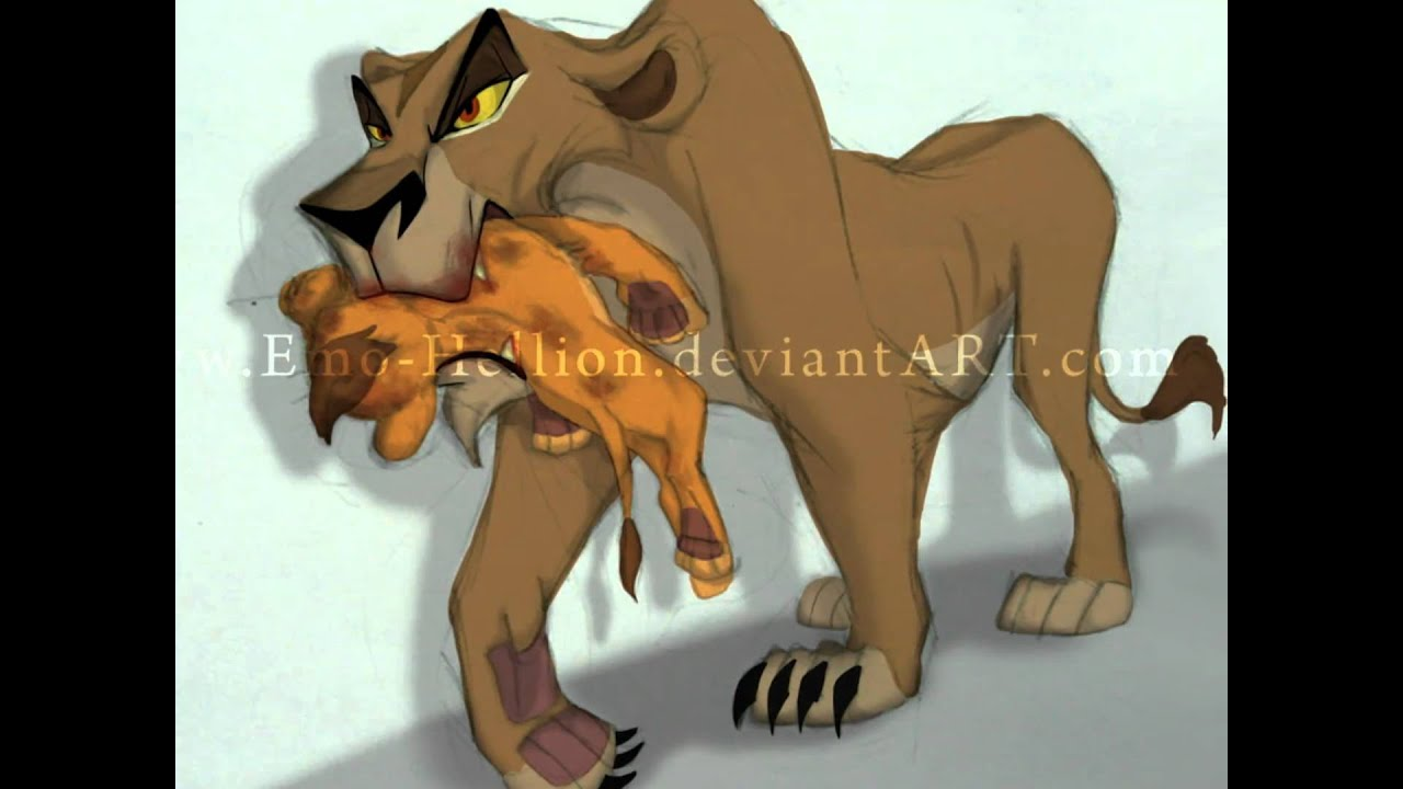 Lion King-Kopa's Story-Part one (real version) - YouTube