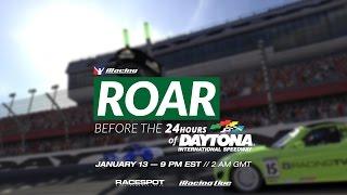 ROAR Before the 24 Hours of Daytona