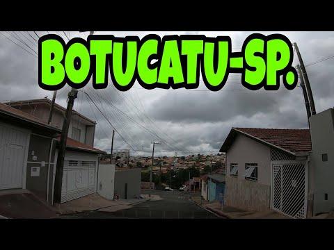 CIDADE DE BOTUCATU-SP.