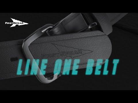Line One Belt - BioThane