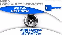 24 hour locksmith gainesville fl - 352-519-1010