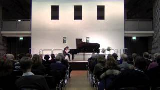 Iva Jovanovic - L.v.Beethoven Klaviersonate op.27 nr.1 Es-Dur