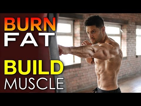 THE ONLY REAL WAY   High Frequency Bodybuilding & Bag Work Combinations