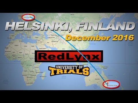 The Professor visits RedLynx in Helsinki, Finland!