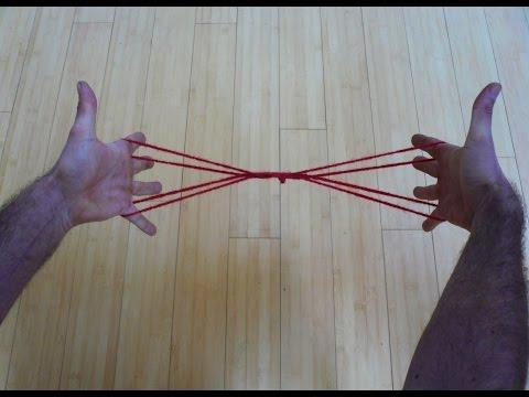 String Tricks Cat S Whiskers