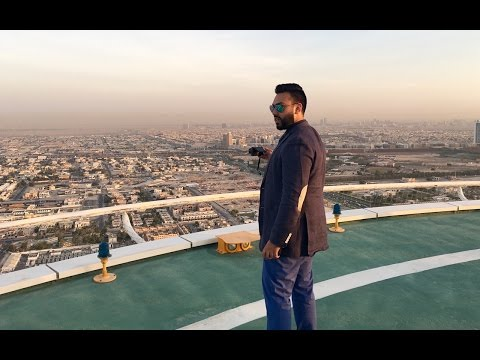 WHAT A VIEW! - Burj Al Arab (Vlog #157)