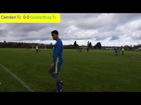 Camden FC vs Goalacticos FC